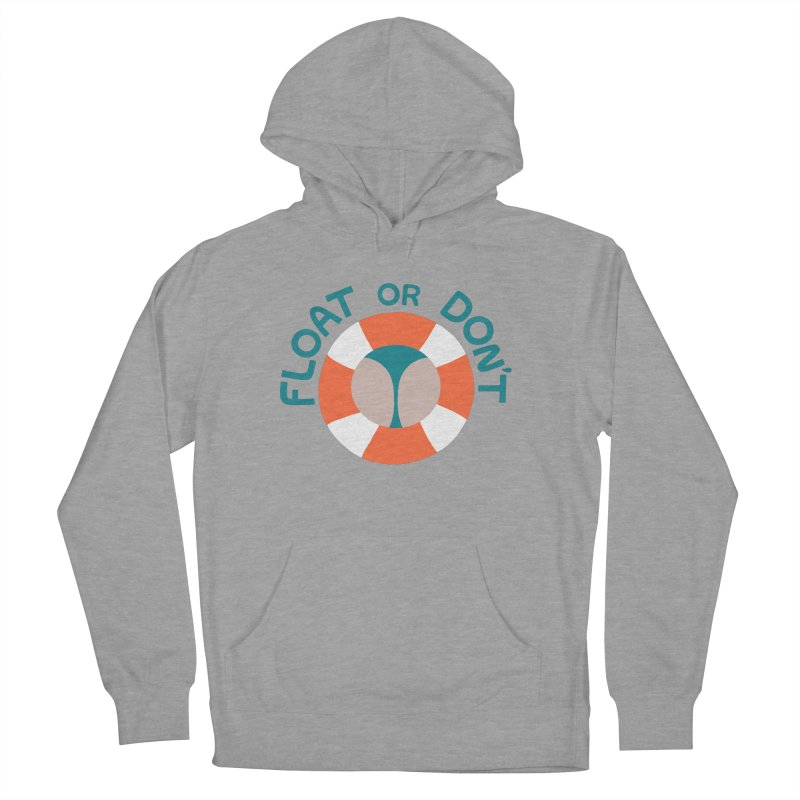 FLO\T Men's Pullover Hoody by DYLAN'S SHOP
