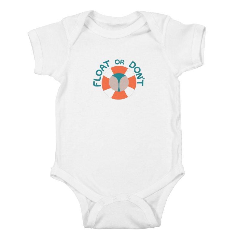 FLO\T Kids Baby Bodysuit by DYLAN'S SHOP