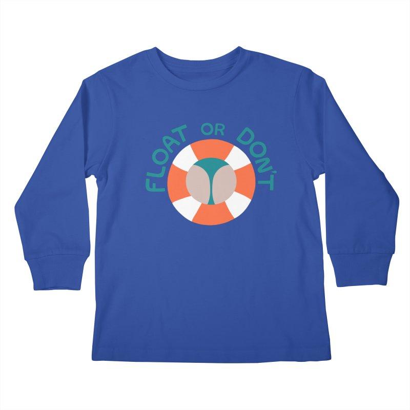 FLO\T Kids Longsleeve T-Shirt by DYLAN'S SHOP
