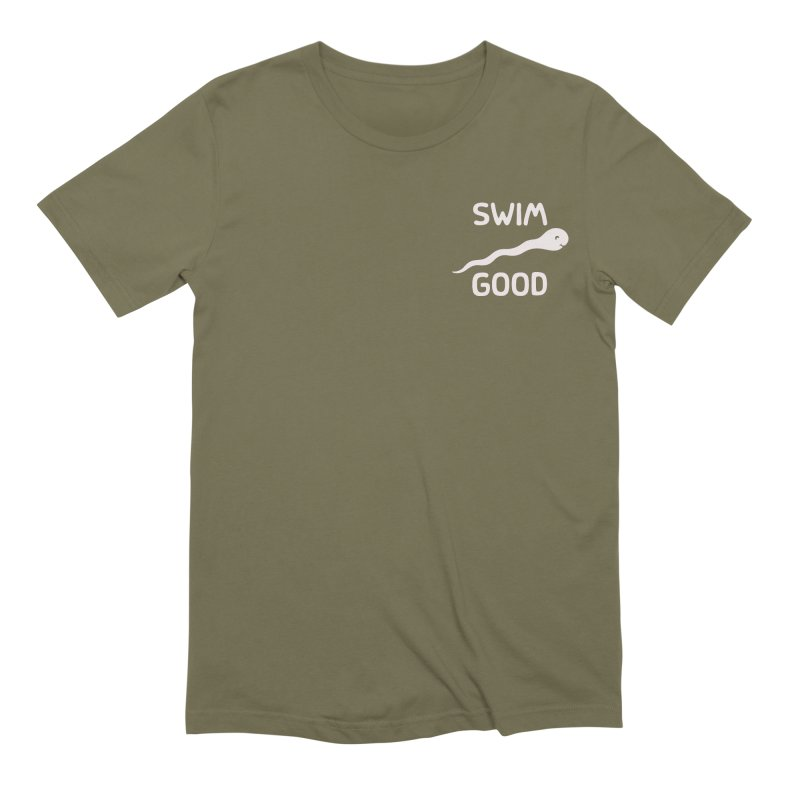 SW/M GOOD Men's Extra Soft T-Shirt by DYLAN'S SHOP