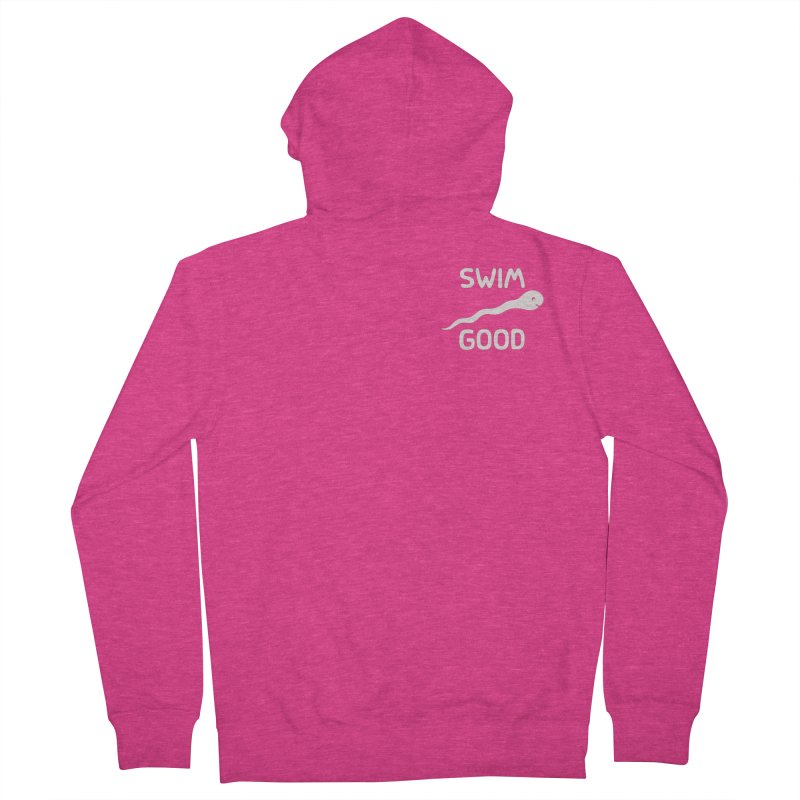 SW/M GOOD Women's French Terry Zip-Up Hoody by DYLAN'S SHOP