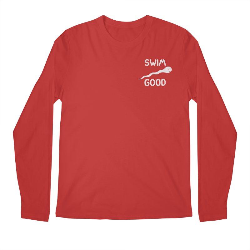 SW/M GOOD Men's Longsleeve T-Shirt by DYLAN'S SHOP