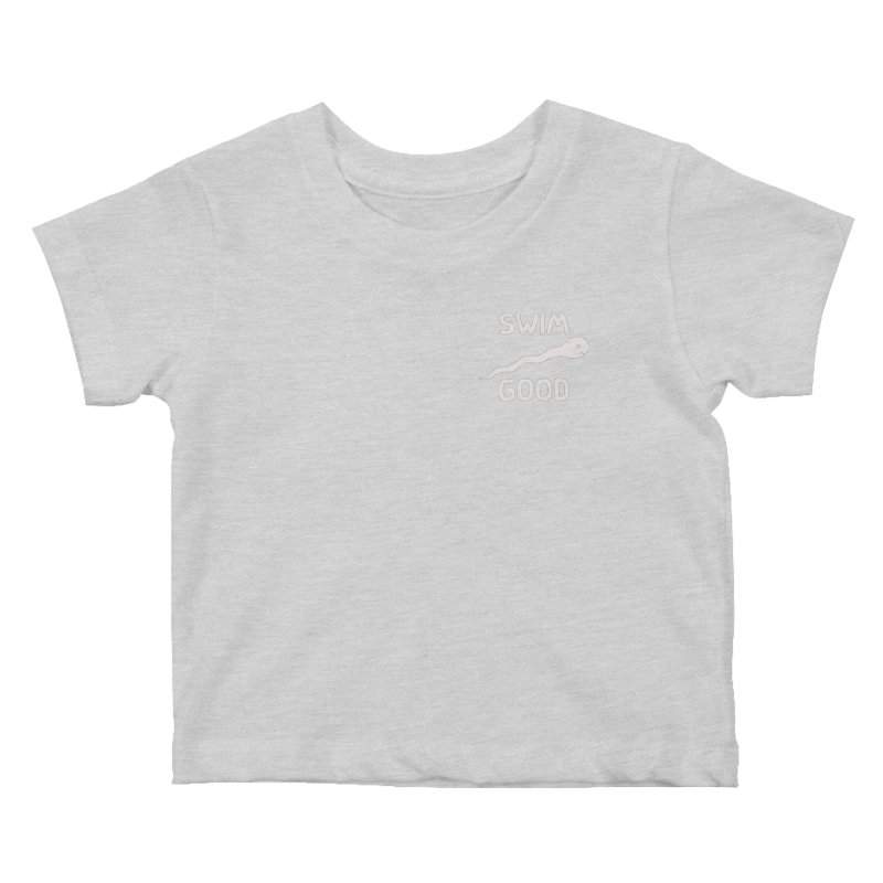 SW/M GOOD Kids Baby T-Shirt by DYLAN'S SHOP