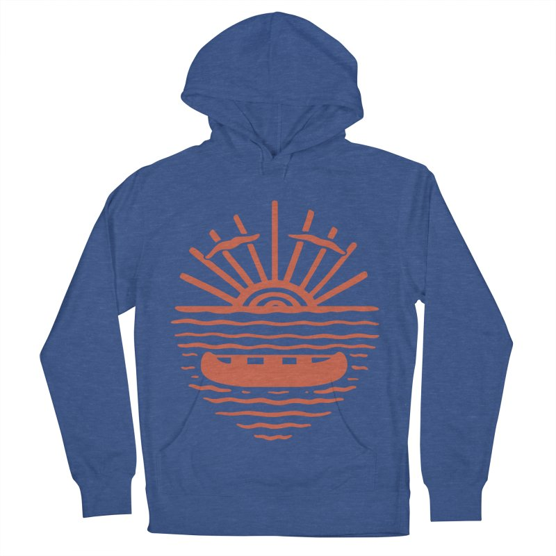 A NEW WAVE Women's French Terry Pullover Hoody by DYLAN'S SHOP