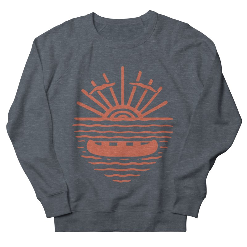 A NEW WAVE Women's French Terry Sweatshirt by DYLAN'S SHOP