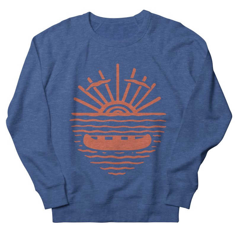 A NEW WAVE Men's French Terry Sweatshirt by DYLAN'S SHOP