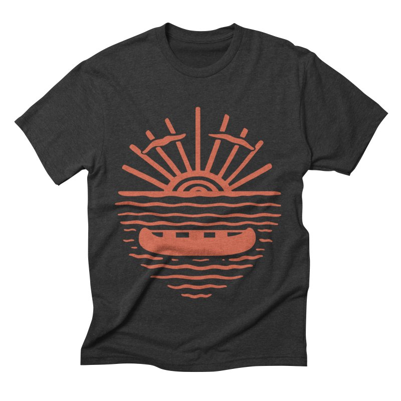 A NEW WAVE Men's Triblend T-Shirt by DYLAN'S SHOP