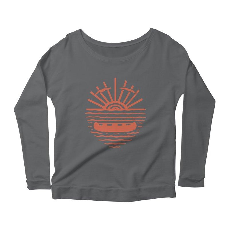 A NEW WAVE Women's Scoop Neck Longsleeve T-Shirt by DYLAN'S SHOP
