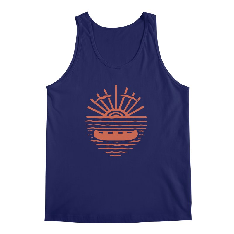 A NEW WAVE Men's Regular Tank by DYLAN'S SHOP