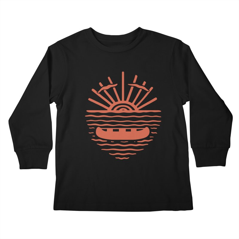 A NEW WAVE Kids Longsleeve T-Shirt by DYLAN'S SHOP