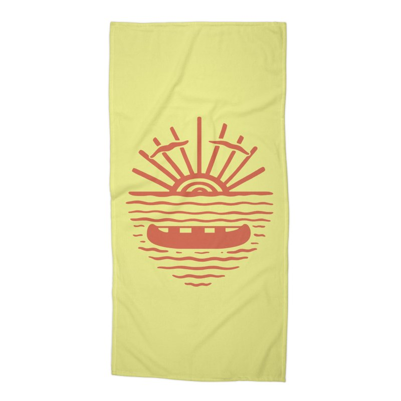 A NEW WAVE Accessories Beach Towel by DYLAN'S SHOP