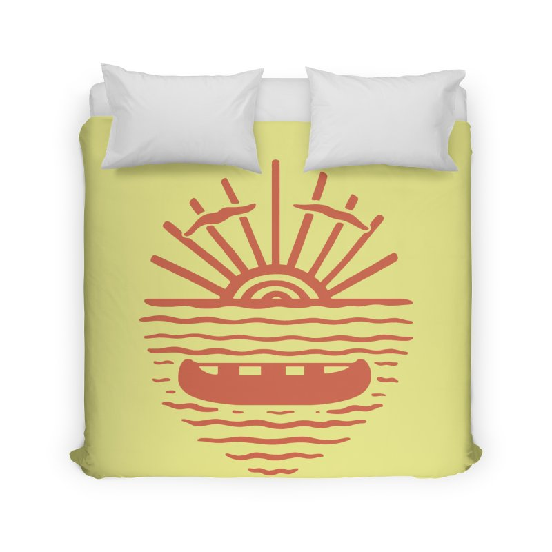 A NEW WAVE Home Duvet by DYLAN'S SHOP