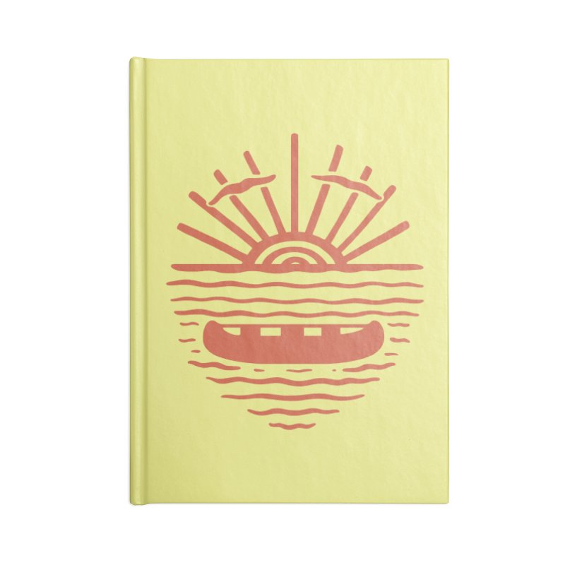 A NEW WAVE Accessories Notebook by DYLAN'S SHOP