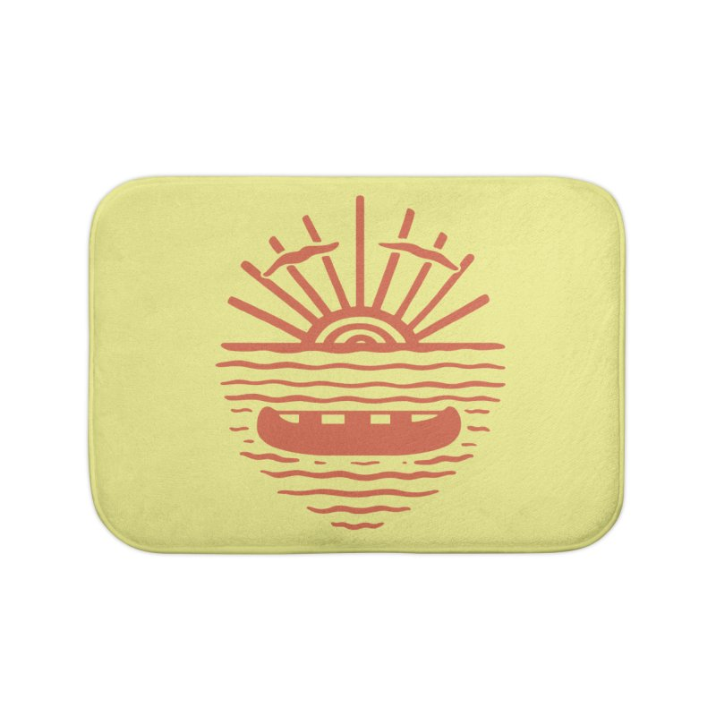 A NEW WAVE Home Bath Mat by DYLAN'S SHOP