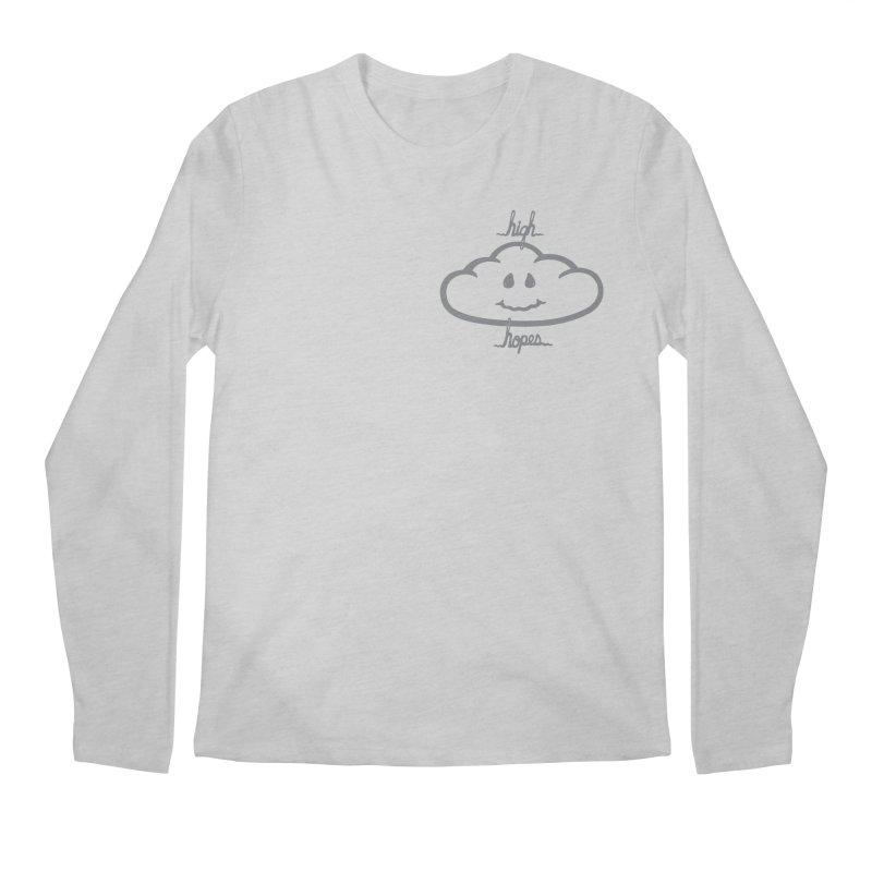 H/GH HOPES Men's Regular Longsleeve T-Shirt by DYLAN'S SHOP