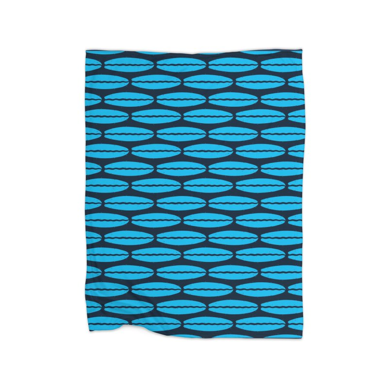 PADDLE OUT Home Blanket by DYLAN'S SHOP