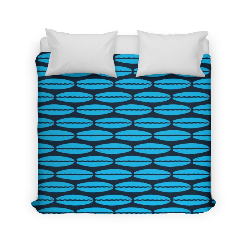 PADDLE OUT Home Duvet by DYLAN'S SHOP