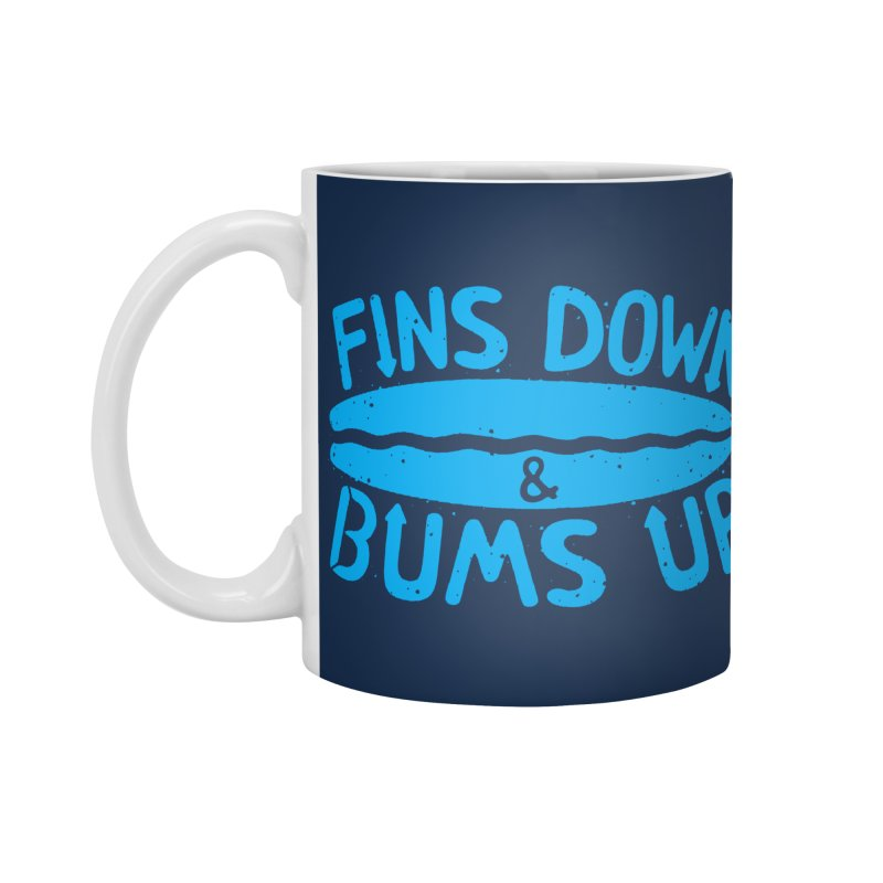 PADDLE OUT Accessories Mug by DYLAN'S SHOP