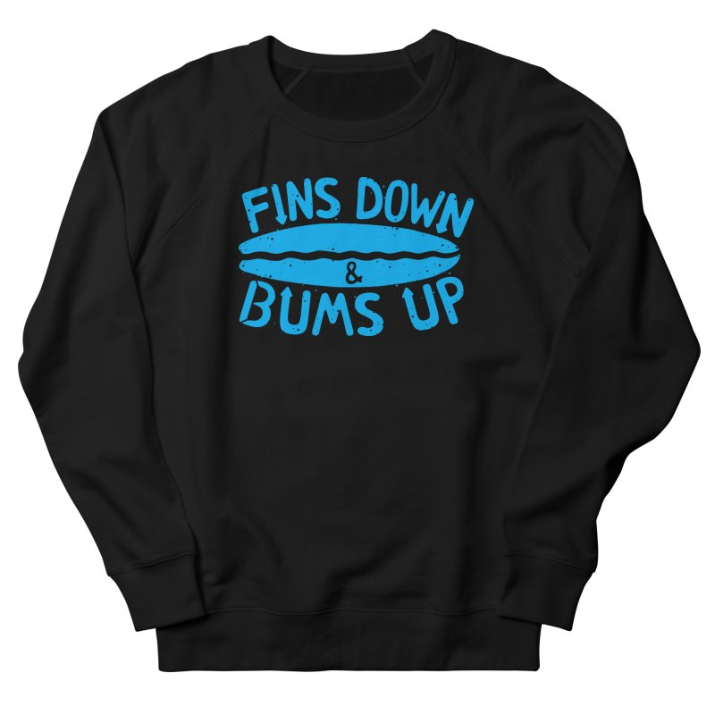 PADDLE OUT Women's French Terry Sweatshirt by DYLAN'S SHOP