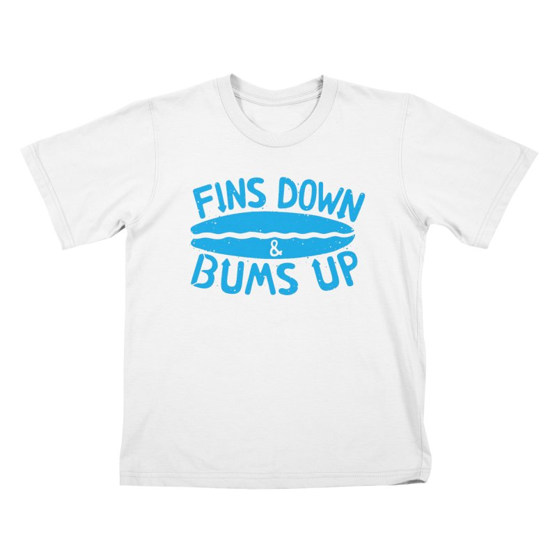 PADDLE OUT Kids T-Shirt by DYLAN'S SHOP