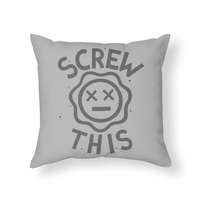 TH/S & THAT INC. Home Throw Pillow by DYLAN'S SHOP