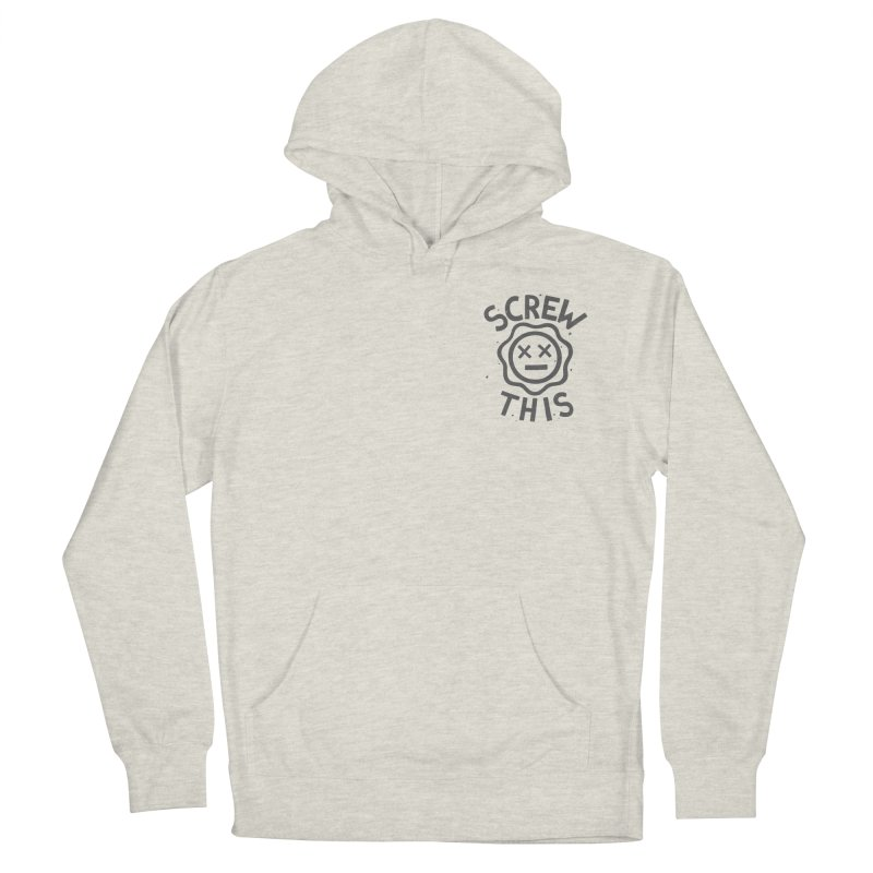 TH/S & THAT INC. Women's French Terry Pullover Hoody by DYLAN'S SHOP