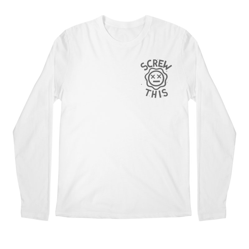 TH/S & THAT INC. Men's Regular Longsleeve T-Shirt by DYLAN'S SHOP