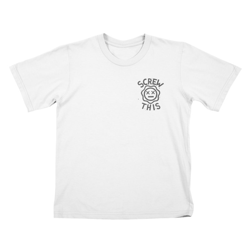 TH/S & THAT INC. Kids T-Shirt by DYLAN'S SHOP