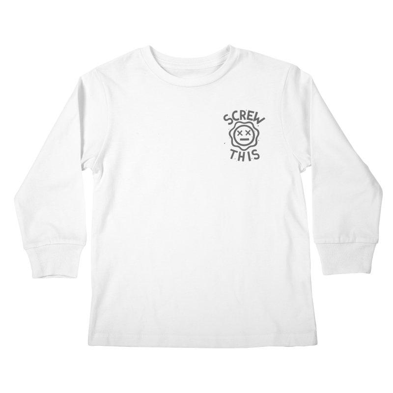 TH/S & THAT INC. Kids Longsleeve T-Shirt by DYLAN'S SHOP
