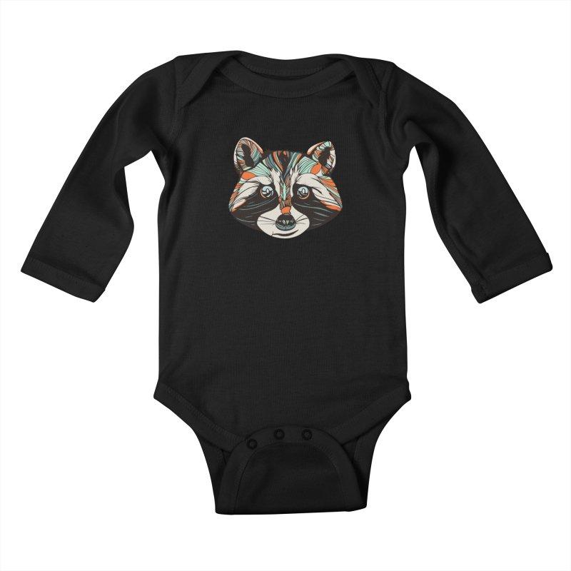 RACCARDO Kids Baby Longsleeve Bodysuit by DYLAN'S SHOP