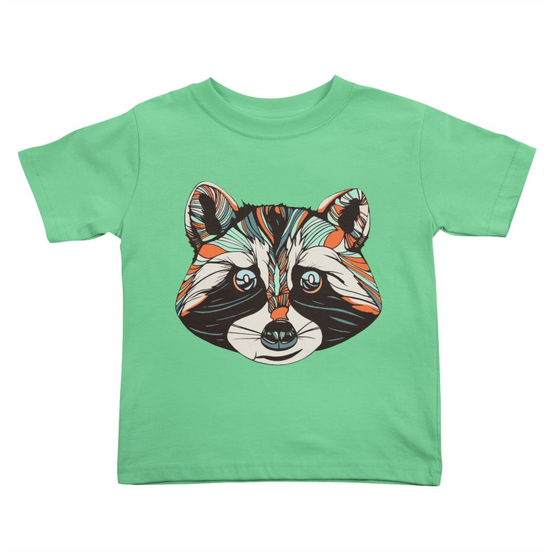 RACCARDO Kids Toddler T-Shirt by DYLAN'S SHOP