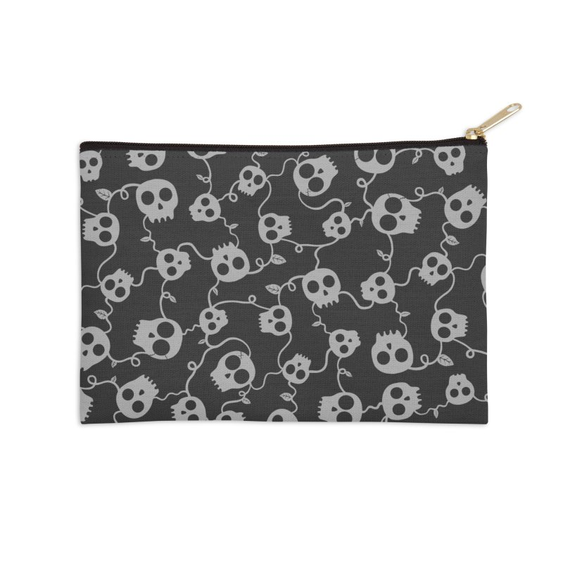 ROUGH PATCH Accessories Zip Pouch by DYLAN'S SHOP