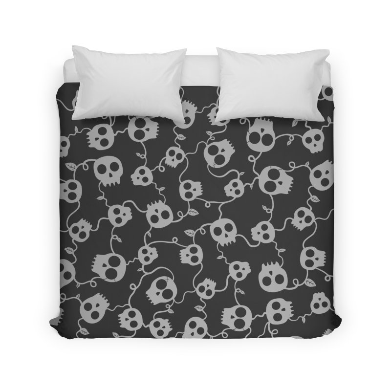 ROUGH PATCH Home Duvet by DYLAN'S SHOP