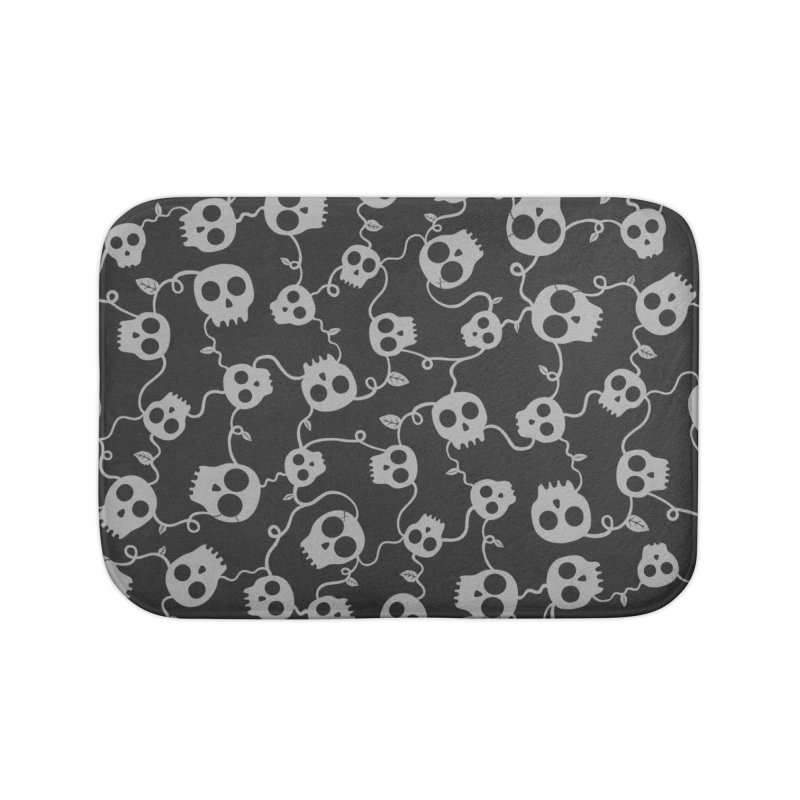 ROUGH PATCH Home Bath Mat by DYLAN'S SHOP