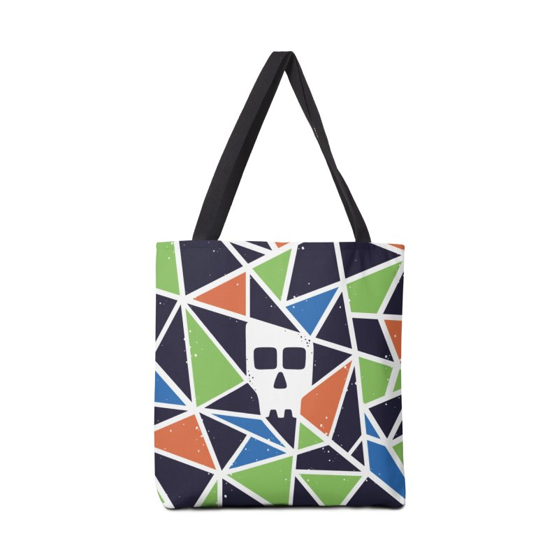 SKULLY Accessories Bag by DYLAN'S SHOP