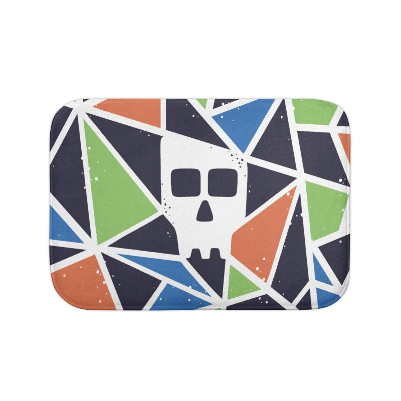 SKULLY Home Bath Mat by DYLAN'S SHOP