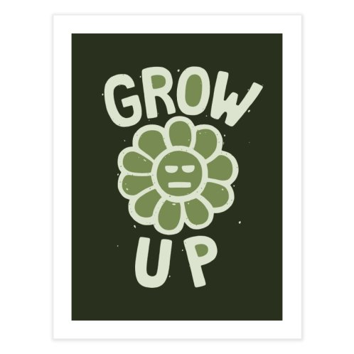 image for GROW THE F UP