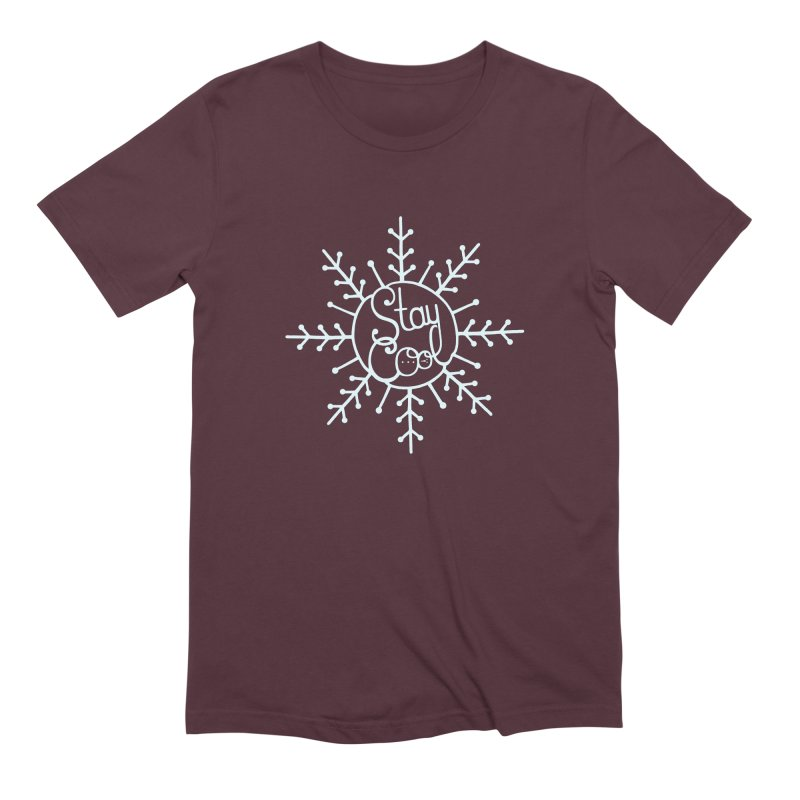 STAY COOL Men's Extra Soft T-Shirt by DYLAN'S SHOP