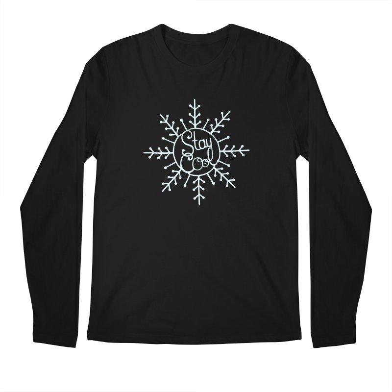 STAY COOL Men's Regular Longsleeve T-Shirt by DYLAN'S SHOP