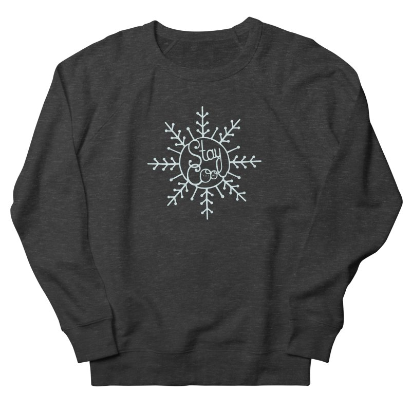 STAY COOL Women's French Terry Sweatshirt by DYLAN'S SHOP