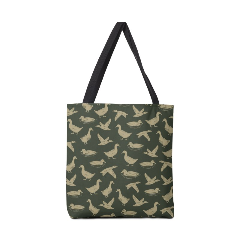 A FUCK-TON OF DUCKS Accessories Bag by DYLAN'S SHOP