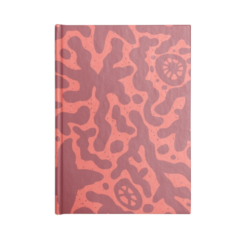 CORAL Accessories Notebook by DYLAN'S SHOP