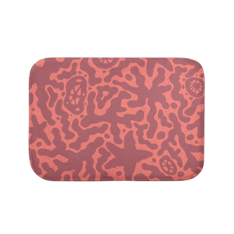 CORAL Home Bath Mat by DYLAN'S SHOP