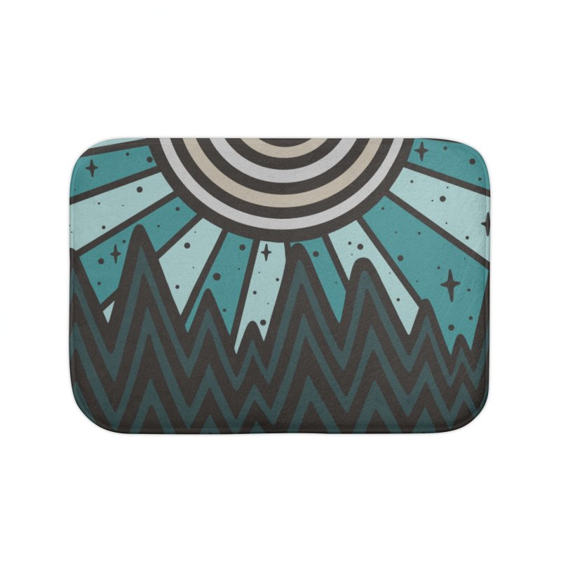 UP NORTH Home Bath Mat by DYLAN'S SHOP