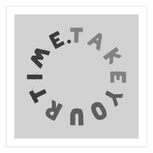 image for TAKE YOUR T/ME