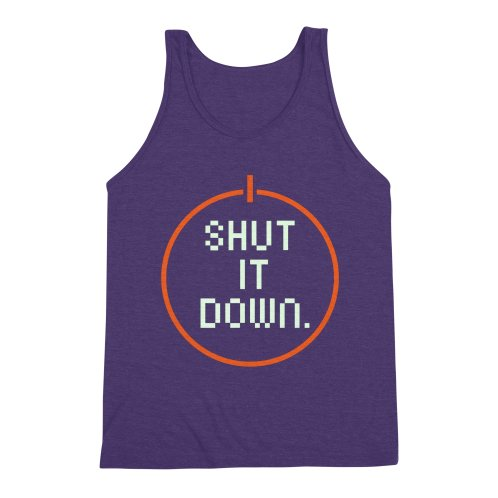 image for SHUT /T DOWN