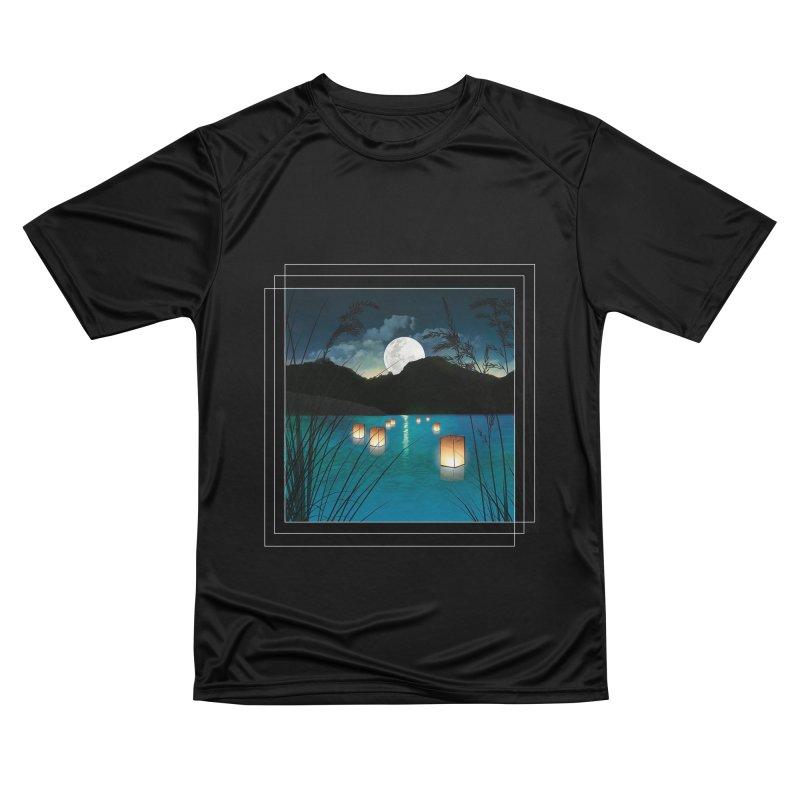 Make A Wish Women's Performance Unisex T-Shirt by Angela Tarantula