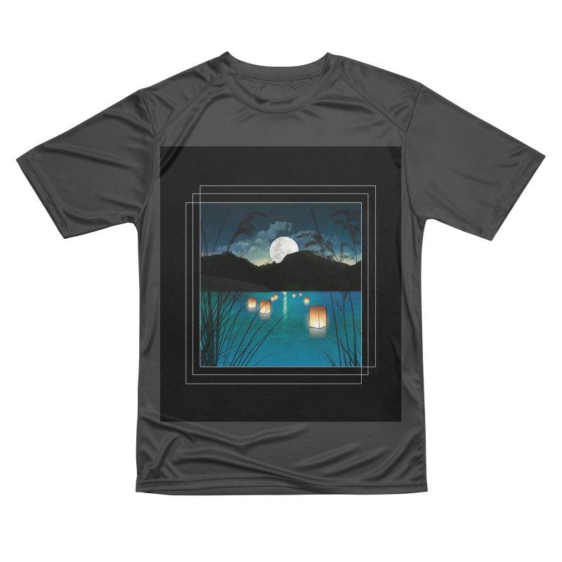 Make A Wish Men's Performance T-Shirt by Angela Tarantula