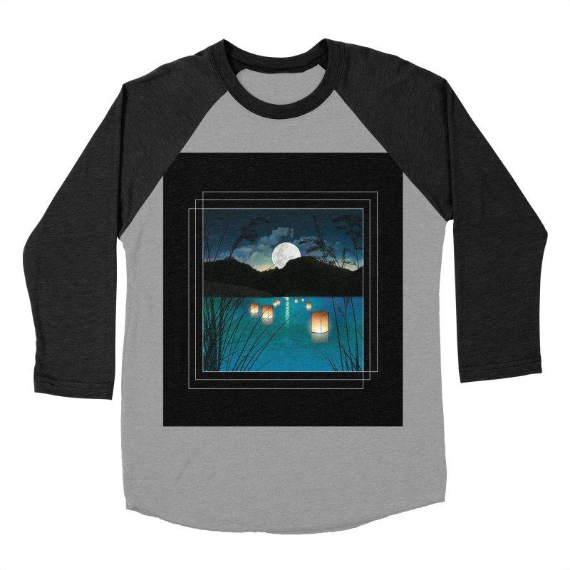 Make A Wish Women's Baseball Triblend Longsleeve T-Shirt by Angela Tarantula