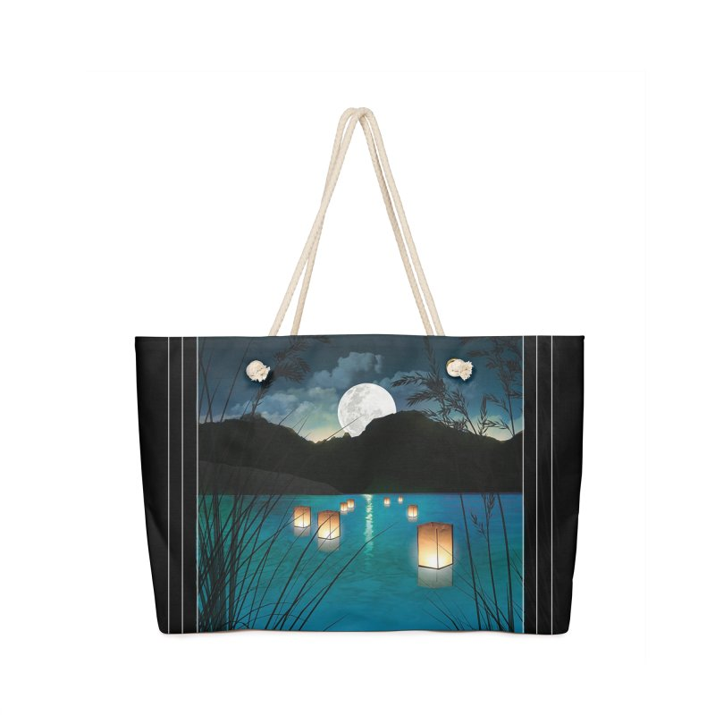Make A Wish Accessories Bag by Angela Tarantula